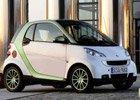 Smart fortwo电动车