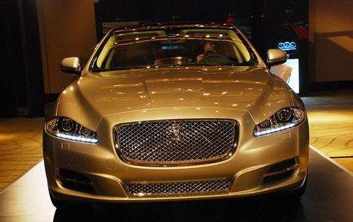 全新捷豹XJ售价198万元 于明年1季度上市