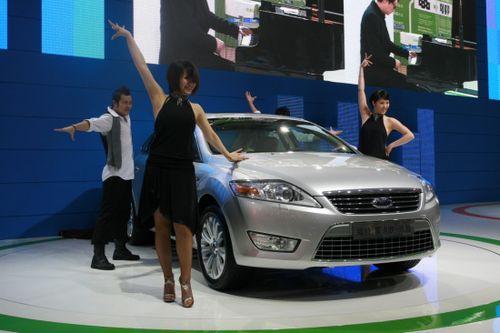 2010款蒙迪欧-致胜车展上市 售16.98万起