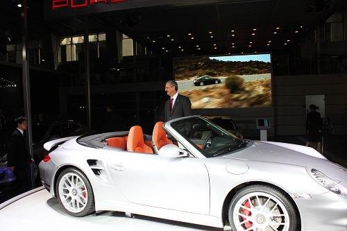 保时捷911 Turbo Coupe亮相 售价226.72万