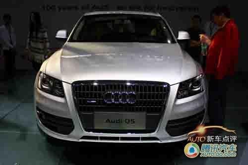 [新车点评]国产奥迪Q5价格竞争力更强