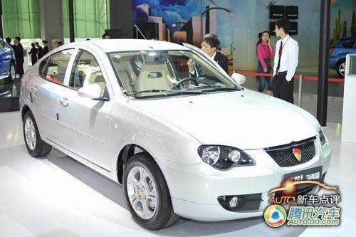 [新车点评]莲花L3三厢性价比还需加强