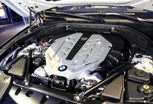 宝马5系 GT 发动机