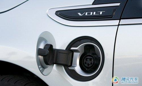未来动力绿色先锋 试驾2011款雪佛兰Volt