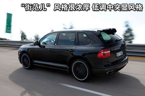 史上最快SUV Techart暴改保时捷卡宴