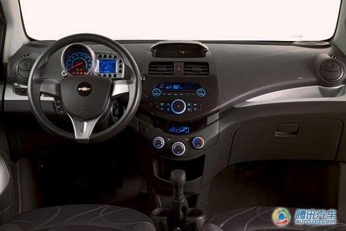 微型车设计楷模 试驾2012款雪佛兰乐驰 - 走在你左边 - 走在你左边图片