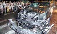 南京司机醉驾致5死4伤
