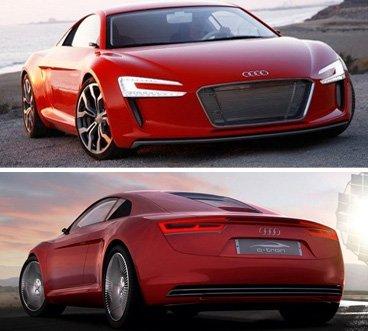 展现未来绿色力量 试驾奥迪E-tron概念车_车周刊_腾讯汽车