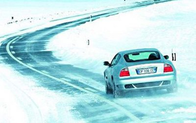 雪后路滑 交管部门支招
