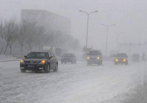 雪天开车出行驾驶养护清洁保养攻略