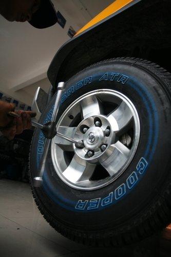 五分钟保出行 固铂轮胎提醒做好轮胎检查