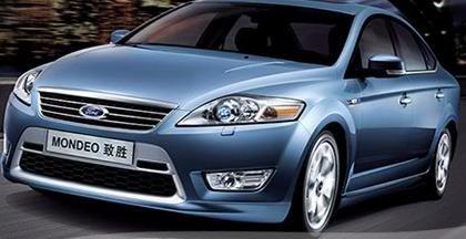 福特汽车在中国2009年全年销量攀升约44%