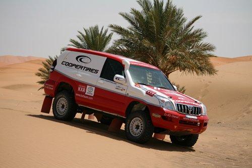...拉力赛,达喀尔拉力赛每年都吸引了来自世界各地的优秀赛车选...