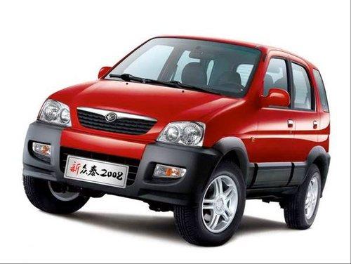 众泰汽车2008系列购置税不变 还是5个点