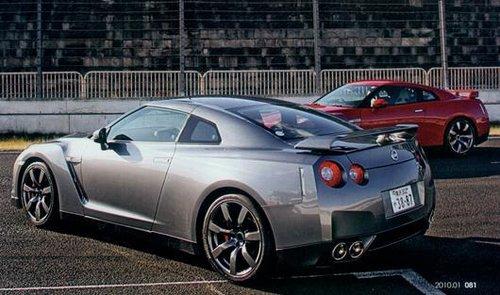完美风暴的无尽追求 深度试驾日产GT-R
