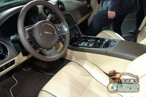 [腾讯行情]深圳 捷豹XJ展车到店 订金5万