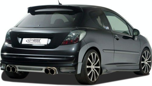 德国RDX全新改装版标致207 零件可单卖