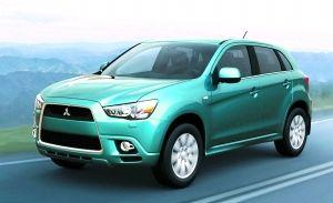三菱汽车全新紧凑型SUV RVR今年春季上市