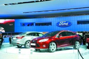 新一代福克斯亮相 2012年将来中国