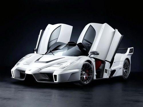 Gemballa打造MIG-U1法拉利Enzo V12