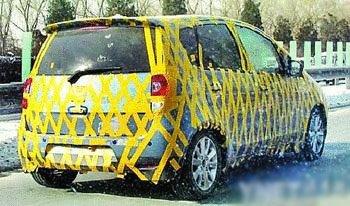 日本三菱汽车小型车COLT今年可能将会国产