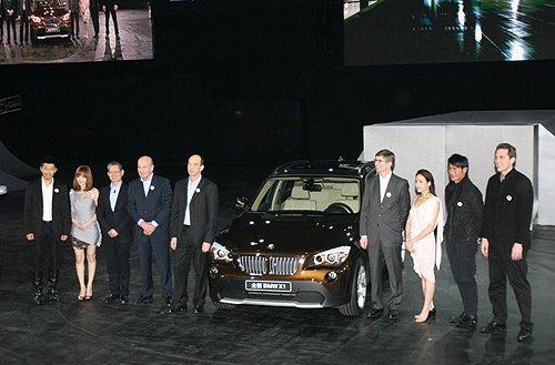 宝马入门级SUV X1正式上市 售价55.25万
