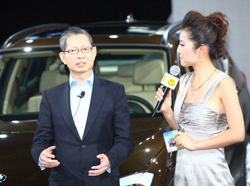 许智俊:宝马X1未来将推30多万元级别车型