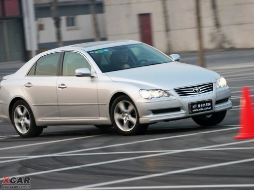 丰田将推新款锐志 明年4月北京车展亮相