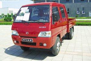 2010车市推新高 福田全球商用车销量第一