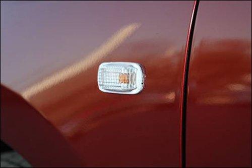 36.车外侧转向灯