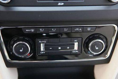 108.中控台空调系统