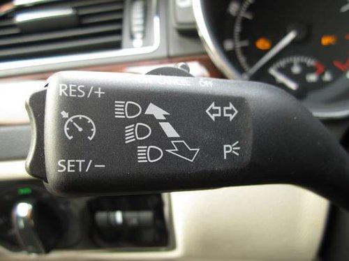 92.转向柱左侧控制键