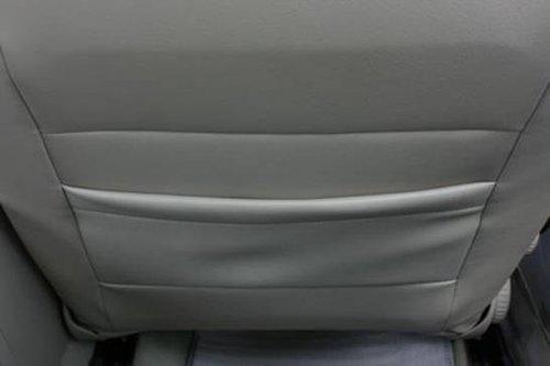 144.真皮驾驶席座椅储物袋
