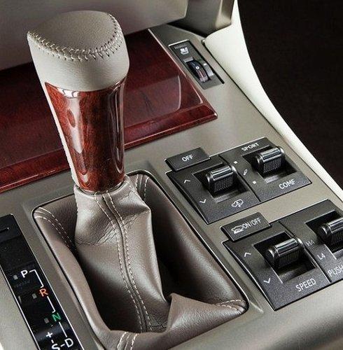 真正的硬派越野 雷克萨斯GX460亮点解