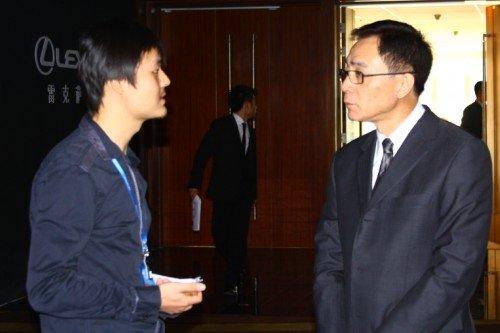 曾林堂:新开发车型将考虑中国市场需求