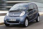 PSA与三菱合作研发的电动车iON
