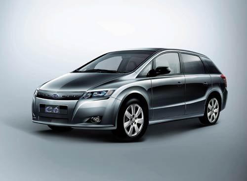 2010近百国内外车企投入研发生产新能源