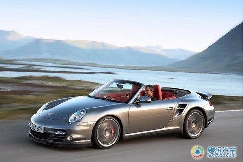 新款保时捷911 Turbo在美售价约90.7万起