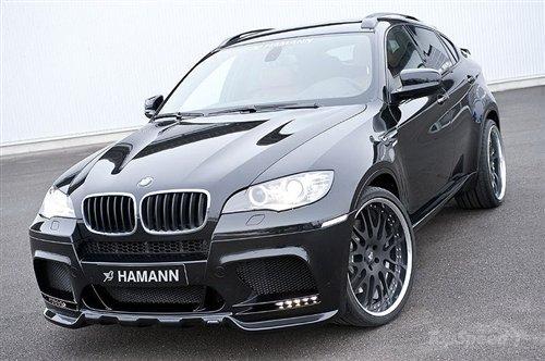 暴走机器 Hamann再推改装宝马X6M