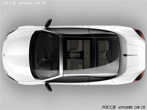 日内瓦车展首发亮相 梅甘娜CC官图发布