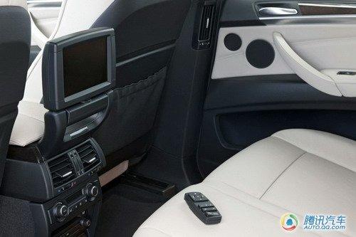动力全面升级 宝马发布2011款X5改款细节