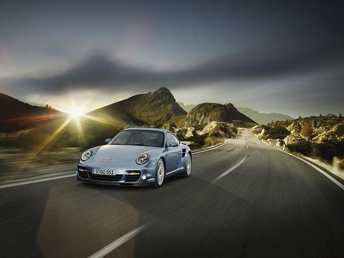 保时捷全新911 Turbo S日内瓦车展首发