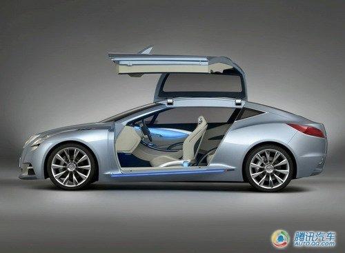 别克改变品牌形象 将开发新运动轿跑车