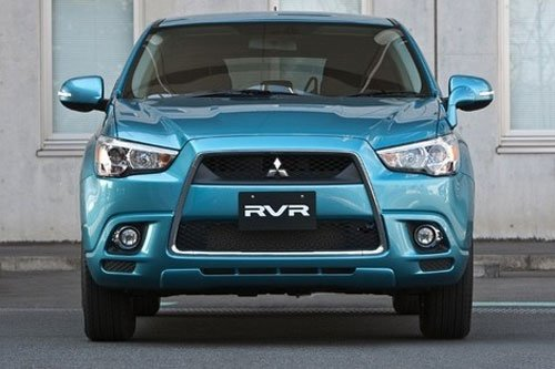 三菱RVR日本上市 约合人民币13.7万元起