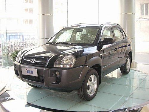 北京现代ix35-四月到店 途胜最高优惠2.3万