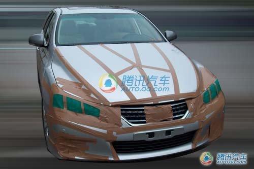 国产丰田新锐志首度曝光 将亮相北京车展