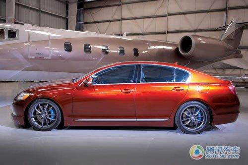 雷克萨斯正在开发GS-F和新款SC敞篷车