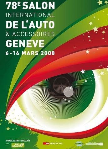 新能源等车型 (2008年) 延续科技环保主题,海报中硕大的眼睛里闪现图片