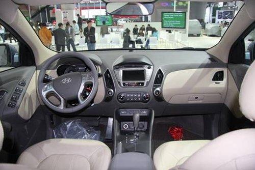 [腾讯行情]深圳 现代ix35展车到店 订金1万