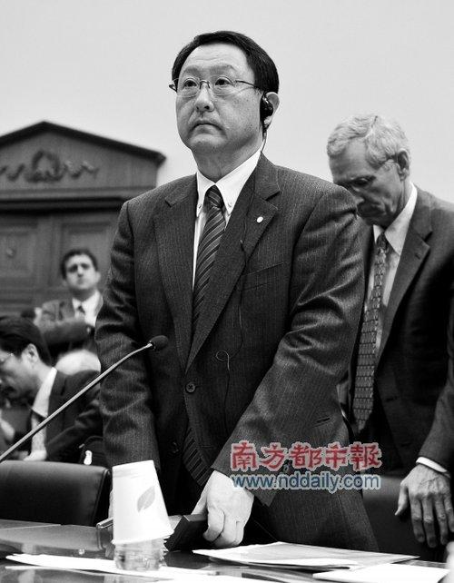 """丰田章男全球""""灭火""""第二站:中国"""
